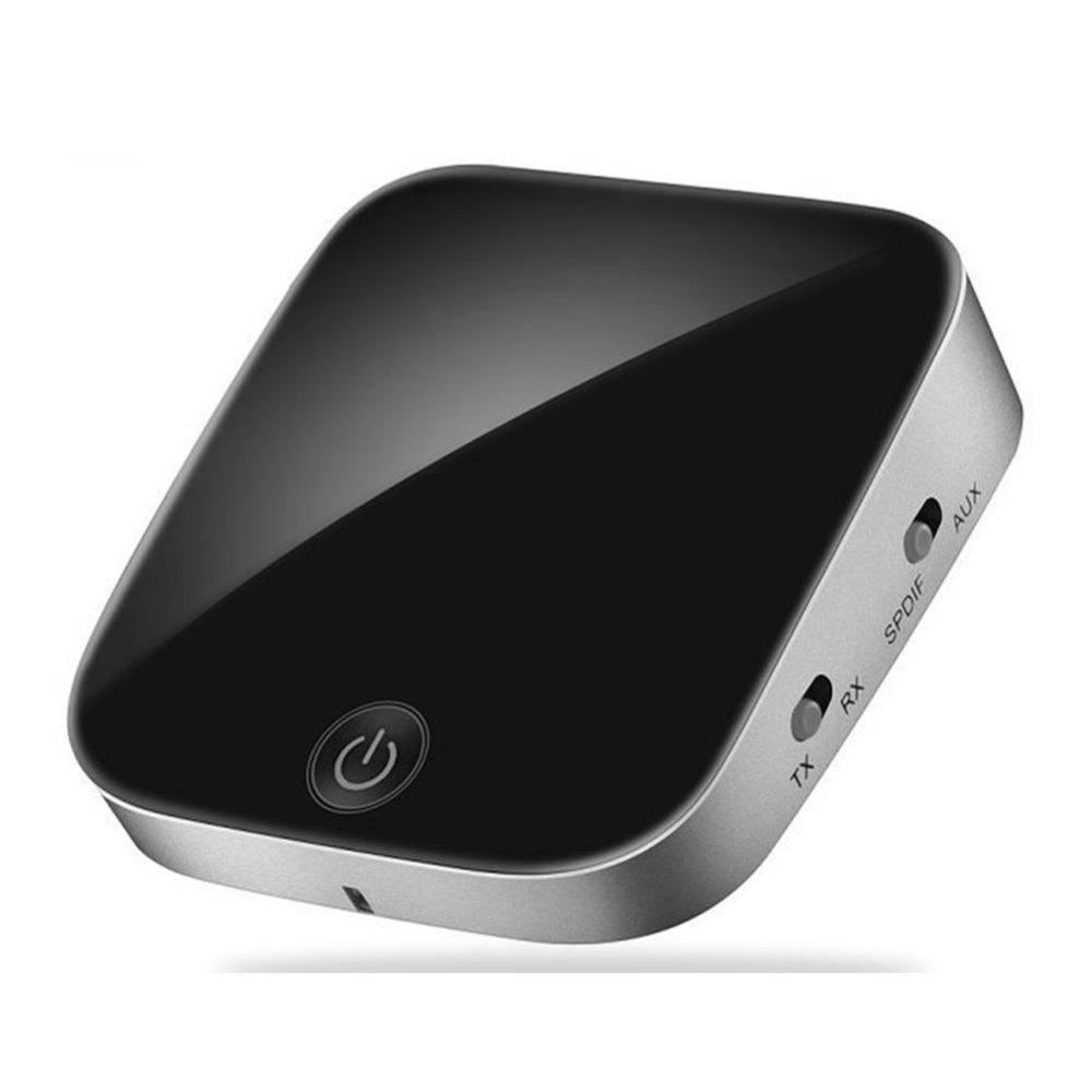Harga Bluetooth 2 In 1 Adaptor Audio Nirkabel Dengan Optical Toslink Spdif Dan 3 5Mm Stereo Output Dukungan Apt X Latency Rendah 2 Perangkat Pair Sekaligus Intl Tiongkok