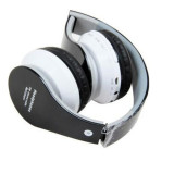 Jual Bluetooth 3 Headset Headphone B01 Black Import