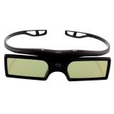 Kualitas Bluetooth 3D Active Shutter Tv 3D Kacamata Untuk Panasonic Tv Proyektor Oem