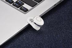 Bluetooth 4.1 Mini In-Ear Wireless Sport Earbuds Headset Stereo Earphone WH - intl