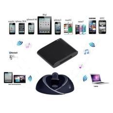 Beli Bluetooth A2Dp Musik Receiver Audio Adapter Untuk Ipod Iphone 30Pin Dock Speaker Intl Cicilan