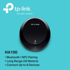 Harga Bluetooth Audio Music Reciever Tplink Ha100 Asli