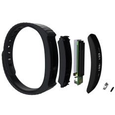 Spesifikasi Gelang Bluetooth Smartband H8 Dengan Alat Pengukur Langkah Pelacak Tak Berpindah Pindah Tidur Memantau Kebugaran Olahraga Kebugaran Gelang Pelacak For Android Ios Hitam Murah Berkualitas