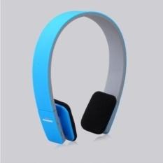 Bluetooth Casque Audio Auriculares Bluetooth Headset Earphone Wireless Headphone Kepala Set Ponsel untuk OPPO Samsung Xiaomi-Intl