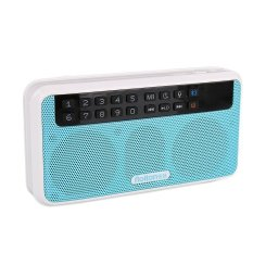 Toko Bluetooth Handsfree Slim Mini Speaker Digital Fm Radio Tf Mp3 Musik Player Intl Murah Di Tiongkok