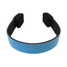 Dapatkan Segera Bluetooth Headset Headphone Mp3 Music Android Iphone Earphone Bth 401 Biru