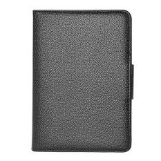 Dapatkan Segera Bluetooth Keyboard Pu Cover Case For Apple Ipad Mini 2 3 4 Black Intl