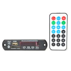 Jual Bluetooth Mp3 Diterjemahkan Dengan Slot Kartu Sd Modul Papan Usb 2 Port Fm Remote Hitam Putih Others Grosir
