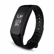 Harga Bluetooth Smart Gelang Tahan Air Pelacak Kebugaran Tekanan Darah Oksigen Monitor Detak Jantung Smart Gelang Band Untuk Android Ios Intl Xbotmax