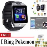 Spesifikasi Bluetooth Smart Watch Dz09 With Camera For Android And Ios Silver Free Iring Pokemon Beserta Harganya
