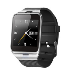 Tips Beli Bluetooth Smart Watch Gv18 Wearable Aplus Gv18 Watch Mendukung Nfc Untuk Android Ios Ponsel Gsm Anti Kehilangan Sim Kartu Gdz4 Hitam Yang Bagus