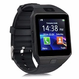 Jual Bluetooth Smart Watch Touch Screen Smartwatch Wrist Watch Support Sim Tf Card With Camera For Ios And Android Smartphones Black Lucky