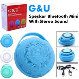 Jual Bluetooth Speaker Portable G U Bluetooth Online