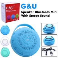 Diskon Bluetooth Speaker Portable G U Bluetooth Indonesia