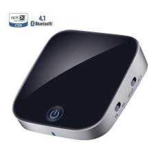 Promo Bluetooth V4 1 Pemancar Dan Penerima 2 In 1 Wireless Audio Adapter Dengan Optical Toslink Spdif Dan 3 5Mm Stereo Output Dukungan Apt X Latency Rendah 2 Perangkat Pair Sekaligus Untuk Rumah Atau Mobil Sound System Intl Akhir Tahun