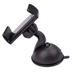 Blz Lazy Tripod Car Mount Holder for Smartphone - WF-219 - Hitam