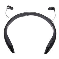 Toko Bm 170 Stereo Headset Handsfree Bluetooth Nirkabel Olahraga Headphone Hitam Oem Indonesia