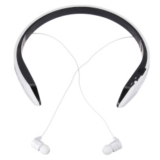 Jual Beli Bm 170 Stereo Headset Handsfree Bluetooth Nirkabel Olahraga Headphone Putih