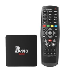 BM8 PRO Smart Android 6.0 TV Box Amlogic S912 Octa-core 64 Bit 2GB / 32GB VP9 H.265 UHD 4K Mini PC 2.4G & 5G WiFi 1000M LAN - intl