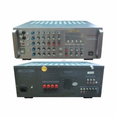 BMB Amplifier Karaoke DA3700 DSP - Hitam (Resmi)