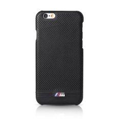 BMW - M Case Emboss Line Perfo iPhone 6 Plus - Black