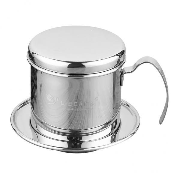 Toko Bolehdeals Pembuat Kopi Pot Stainless Steel Vietnam Coffee Drip Filter Maker Brewer Intl Termurah Tiongkok