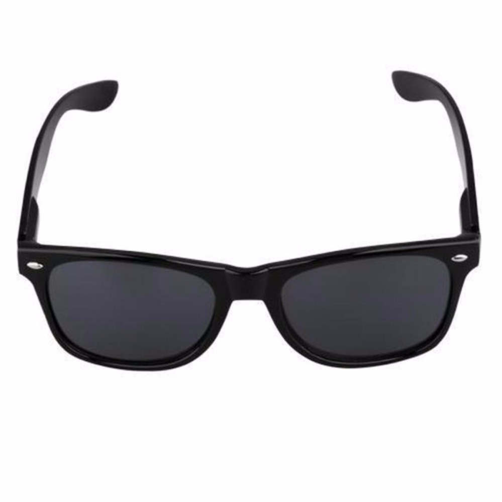 Bos Online Kacamata Pria Causal - Hitam