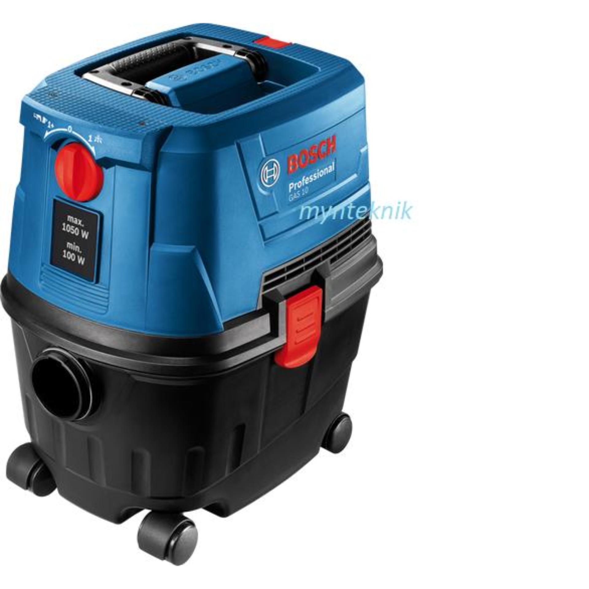Bosch GAS 15 Professional Vacuum Cleaner basah dan kering