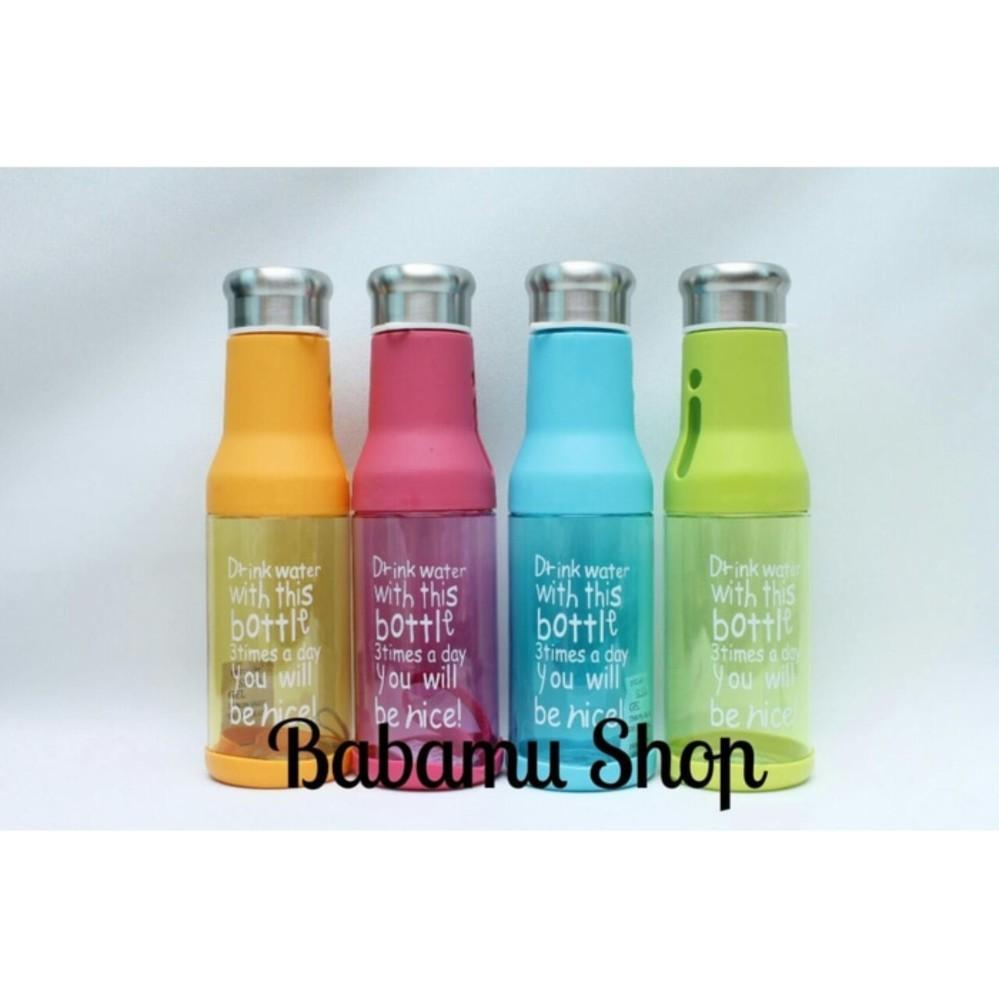 Botol Minum BPA Free 700 ml - Babamu