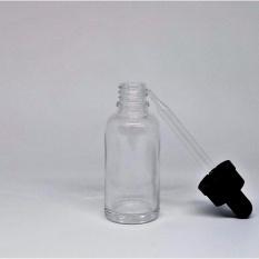 Botol Pipet Kaca 30ml / glass bottle pipette 30ml - 10pcs