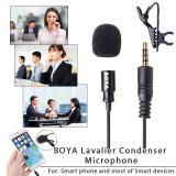 Jual Boya By Lm10 Lavalier Mikrofon Kondensor Untuk Iphone 5 S 6 Plus Smartphone Murah Di Indonesia