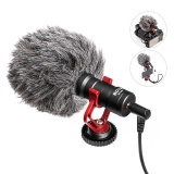 Spek Boya By Mm1 Universal Cardiod Shotgun Microphone Mic Video For Smartphone Camera Intl