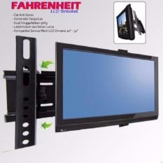 Bracket LCD LED For Semua Merek TV Fahrenheit Ukuran 15-42 Inch