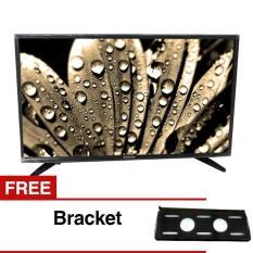 Bracket + LED TV Panasonic TH-49E305G Full HD USB Movie 49E305 49E305G KHUSUS JADETABEK