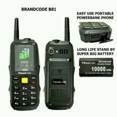 Brancode B81 HP Power Bank Strong Signal