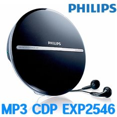 Brand New Philips Exp2546 Portable Mp3 Cd Player Others Diskon 30