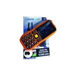 Jual Brandcode B79 12 000Mah Powerbank Triple Sim Outdoor Lengkap