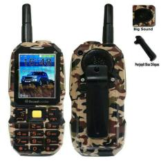 Brandcode B81 Pro Army - Big Speaker - 10000 mAh - Coklat Army