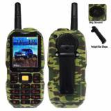 Beli Brandcode B81 Pro Army Big Speaker 10000Mah Green Army Baru