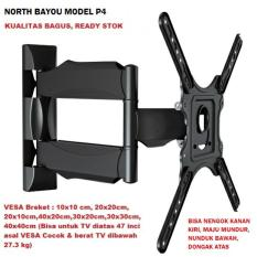 Breket/Bracket TV LCD/LED/Plasma 32-47 inci North Bayou (Swivel)