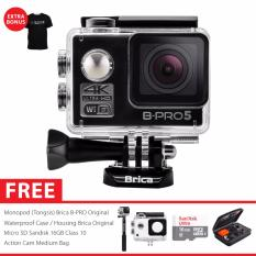 Jual Brica B Pro 5 Alpha Edition 2 Ae2 4K Wifi Action Camera Combo Brica Deluxe Hitam Antik