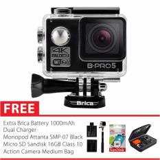 Brica B-Pro 5 Alpha Edition Mark II (AE2) Paket Komplit 16gb Murah !!