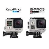 BRICA B-PRO 5 Alpha Edition Version 2 (AE2) 4K Camera Combo Extreme - Silver + Gratis Paket Bonus | Lazada Indonesia