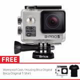 Harga Brica B Pro 5 Alpha Edition Version 2 Ae2 4K Wifi Action Camera Silver Brica Online