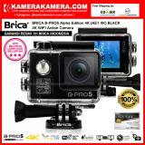 Spesifikasi Brica B Pro5 Alpha Edition 4K Ae1 4K Black 4K Ultra Hd 12Mp Action Camera Garansi Resmi Brica Indonesia Bagus
