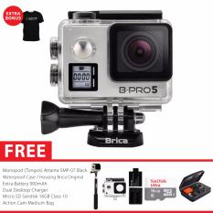 Toko Brica B Pro 5 Alpha Edition Version 2S Ae2S 4K Camera Combo Extreme Silver Online
