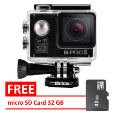 Jual Beli Brica B Pro5 Alpha Edition 12 Mp 32 Gb Hitam Di Indonesia