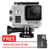 Ulasan Brica B Pro5 Alpha Edition 12 Mp 32 Gb Silver