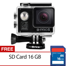 Toko Brica B Pro5 Alpha Edition 12 Mp Hitam Gratis Sd Card 16Gb Terlengkap