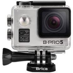 Jual Brica B Pro5 Alpha Edition Action Camera Wifi 12 Mp Silver Brica Online